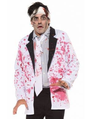 Blood Splattered Dinner Jacket Costume