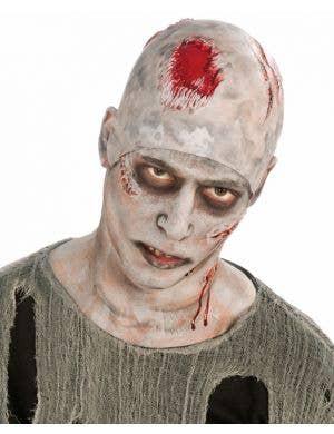 Zombie Corpse Bald Head Cap