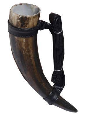Viking Costume Drinking Horn