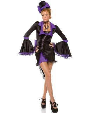 Dark Desire Sexy Women's Vampire Halloween Costume
