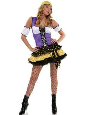 Good Fortune Sexy Gypsy Costume ...  sc 1 st  Heaven Costumes & Shop Gypsy Costumes Online | Heaven Costumes Australia