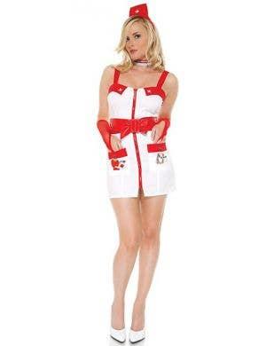 Love Doctor Women's Sexy Nurse Costume