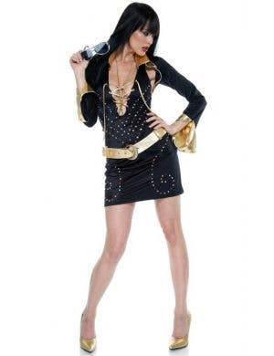 Superstar Women's Fancy Dress Costume