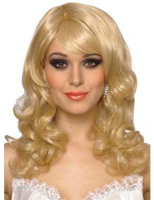 Lolita Women's Curly Blonde Costume Wig