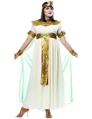 Egyptian Queen Cleopatra Plus Size Women's Costume