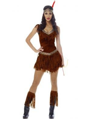Native American Maid Women's Indian Costume