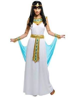 Queen Cleopatra Deluxe Women's Fancy Dress Costume