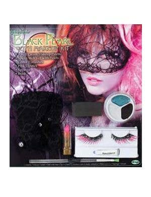 Pretty in Goth Halloween Makeup Kit