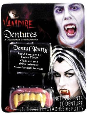 Vampire Halloween Costume Accessory Teeth