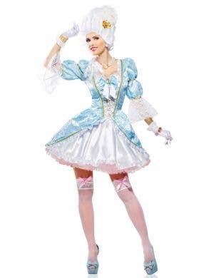 Miss Versailles Deluxe Women's Costume