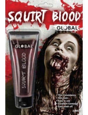 Thin Fake Blood Halloween  Special FX