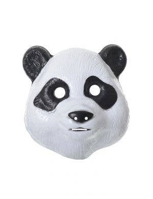 Panda Kid's Costume Mask Accessory