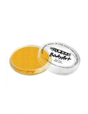 Metallic Gold Professional Water Based Face and Body Compact Makeup