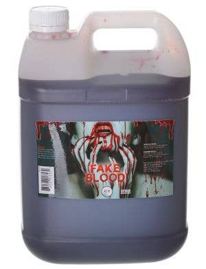 4 Litre High Quality Halloween Special Effects Blood