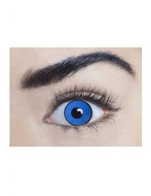 Billy Boy Blue 90 Day Wear UV Reactive Contact Lenses
