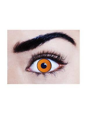 Clockwork Orange 90 Day Wear UV Reactive Contact Lenses