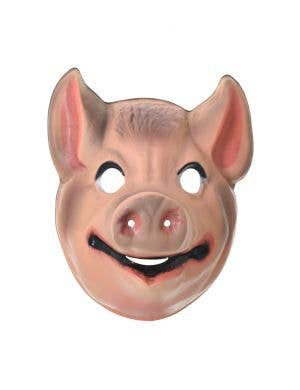 Pig Kid's Costume Mask Accessory