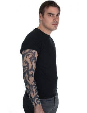 Tribal Print Adult's Novelty Tattoo Sleeve