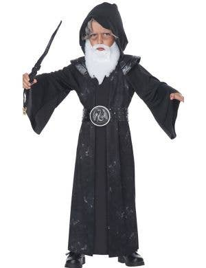 Wittle Wizard Toddler Boys Halloween Costume