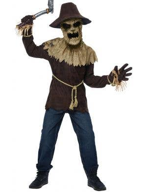 Wicked Scarecrow Boys Halloween Costume