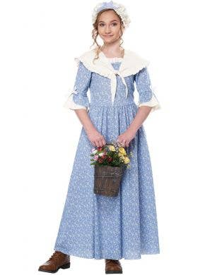 Colonial Village Girl Book Week Costume