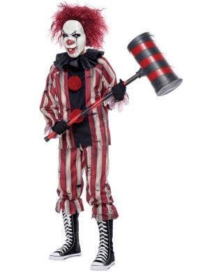 Nightmare Clown Boys Halloween Costume