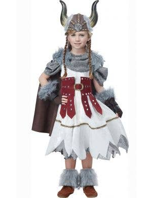 Valorous Viking Girls Book Week Costume