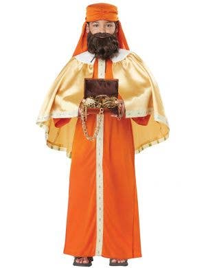 Gaspar Boy's Wise Men Biblical Christmas Costume