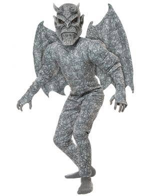 Ghastly Gargoyle Kid's Halloween Fancy Dress Costume