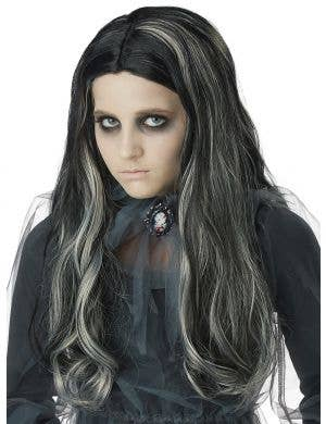 Bloody Mary Girls Halloween Costume Wig