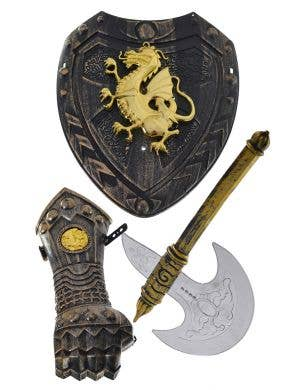 Medieval Knight 3 Piece Child's Costume Accessory Set