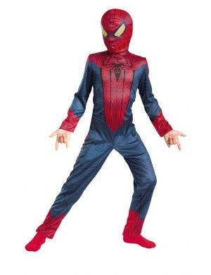 The Amazing Spiderman Boy's Fancy Dress Costume