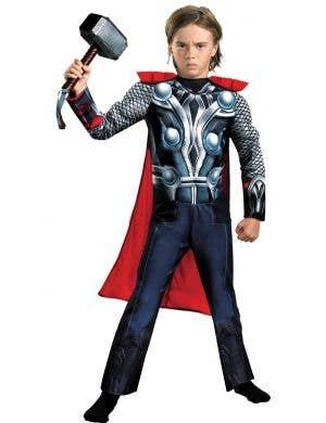 Avengers Assemble Thor Boy's Superhero Costume