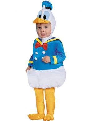 Donald Duck Deluxe Infant Boy's Fancy Dress Costume