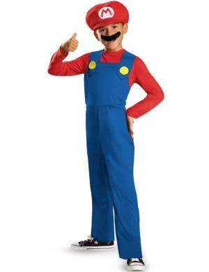 Super Mario Boys Nintendo Costume