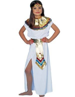 Cleopatra Egyptian Girl's Book Week Costume