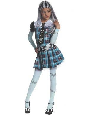 Monster High Frankie Stein Girls Halloween Costume