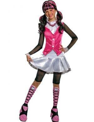 Draculaura Monster High Girl's Halloween Costume
