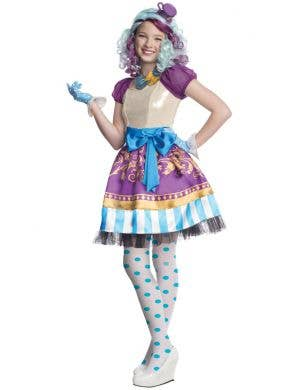 Ever After Madeline Hatter Teen Girls Deluxe Costume