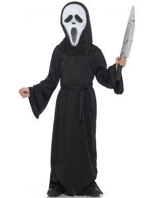Screamer Boys Halloween Fancy Dress Costume