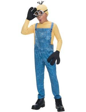 Minion Kevin Boy's Despicable Me Costume