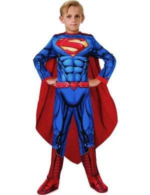 Superman New 52 Boys DC Superhero Costume