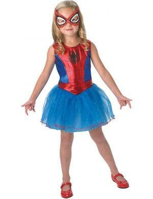 Spider-girl Kids Superhero Costume Marvel World Main Image