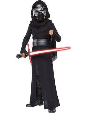 Kylo Ren Star Wars The Force Awakens Kids costume Main Image