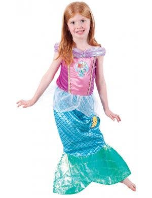 The Little Mermaid Girl's Book Week Fancy Dress Costume
