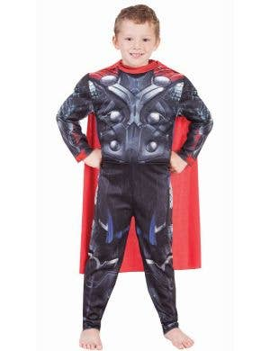 Avengers Age of Ultron Boys fancy dress Thor costume