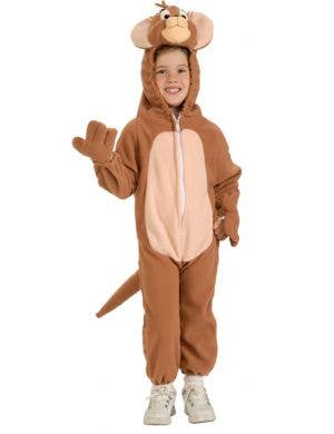 Tom & Jerry Boys Mouse Onesie Costume Main Image