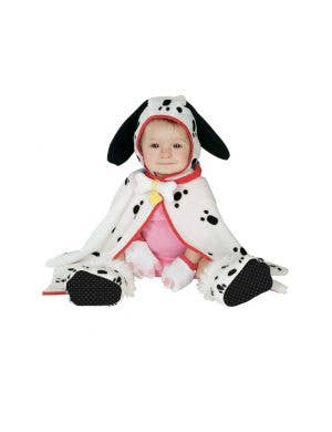 Lil Pup Infant Dalmatian Puppy Dog Costume