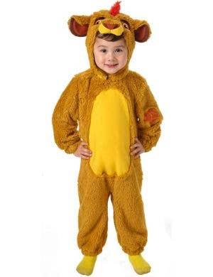 The Lion Guard Toddler Boys Kion Costume