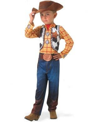 Reversible Woody to Buzz Lightyear Boys Costume